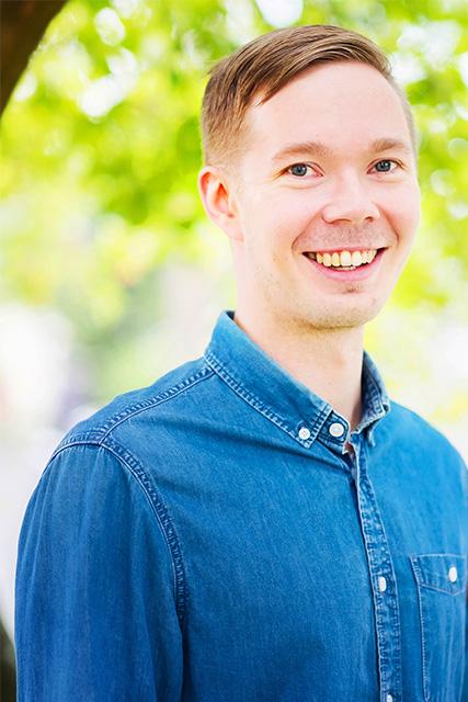 Anssi Kekkonen : Viestintäsuunnittelija  / Taksistartti-hanke
