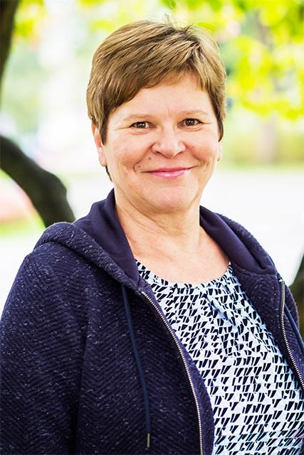 Eeva Ruutiainen : Projektipäällikkö / Kunta-HYTE