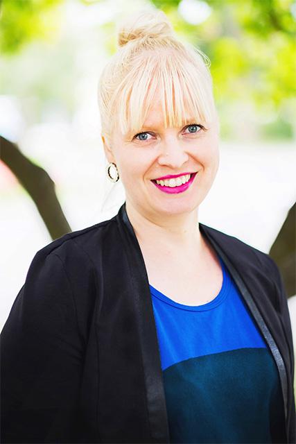 Kaisa Hiltunen : Toiminnanjohtaja