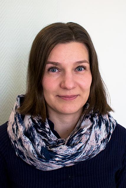 Katja Silvennoinen : Toimistoassistentti