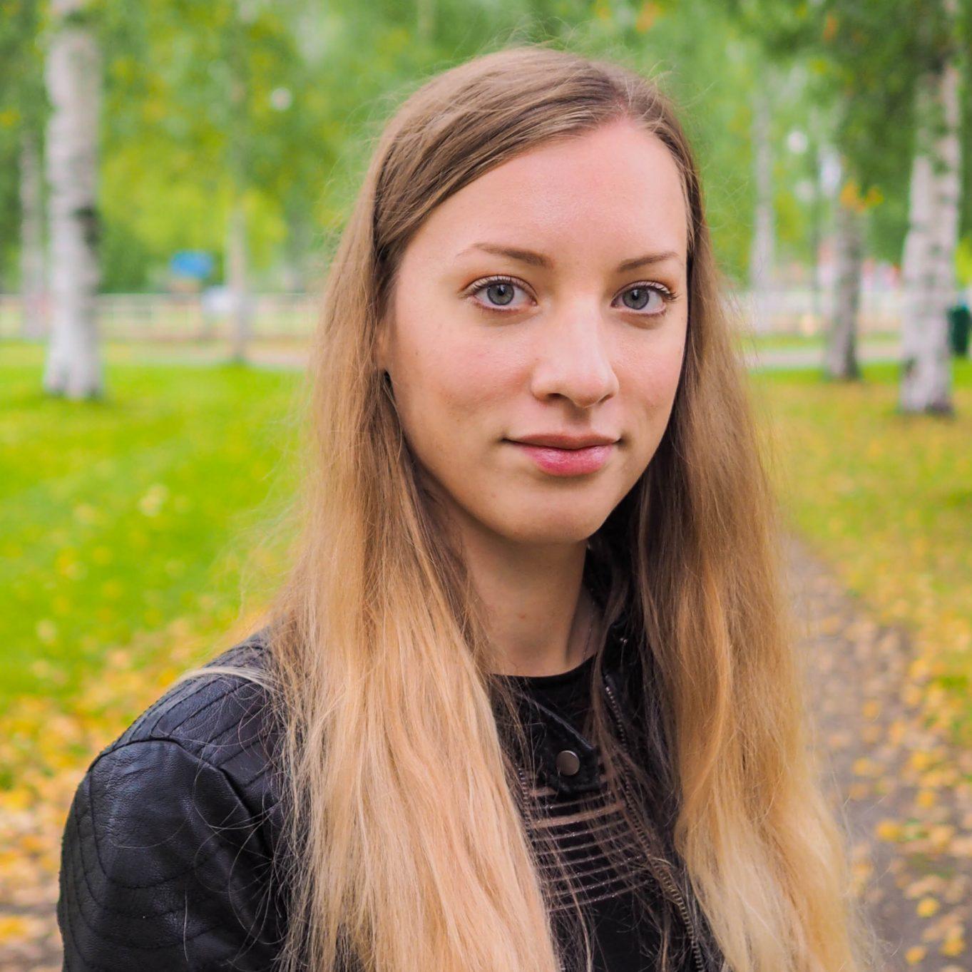 Nona Näsänen : Tapahtuma- ja tiedotusassistentti